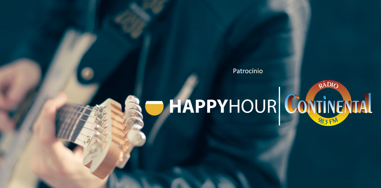 Happy Hour- Continental- Patrocínio