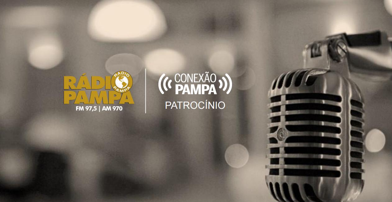 pampa - conexão pampa - patrocínio
