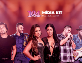 Radio 104 - Rede Pampa